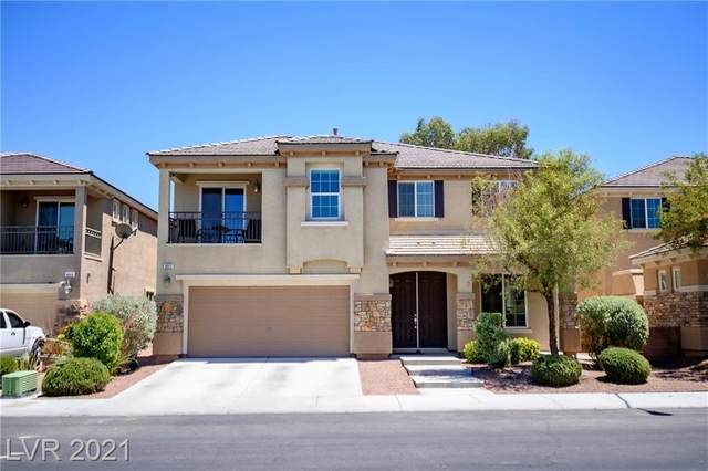 3617 Pelican Brief Lane, North Las Vegas, NV 89084 (MLS #2304987) :: Hebert Group | Realty One Group