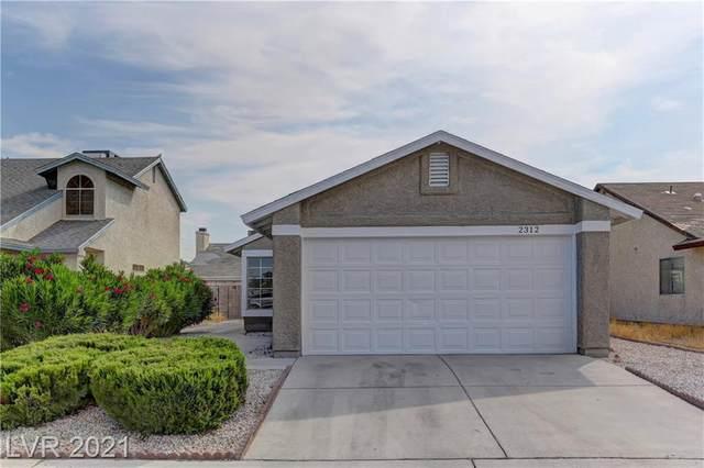 2312 Bristol Brush Way, Las Vegas, NV 89108 (MLS #2304992) :: Galindo Group Real Estate