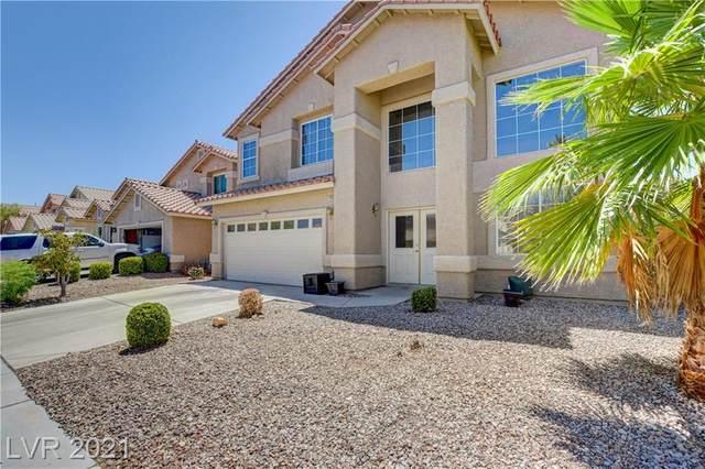 9987 Ivy Patch Street, Las Vegas, NV 89183 (MLS #2304993) :: Hebert Group | Realty One Group