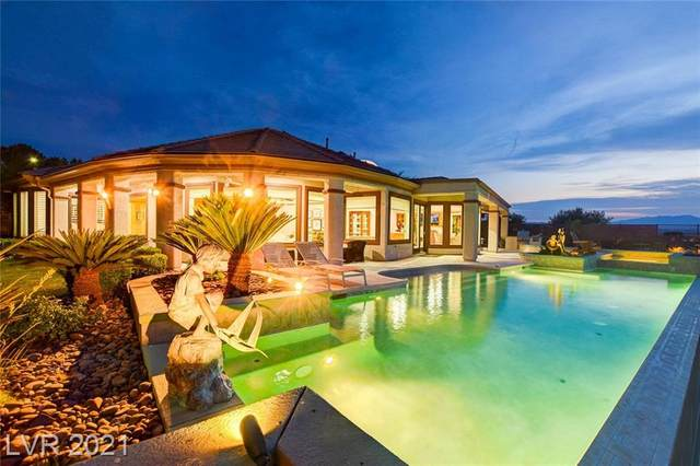 2544 Forest City Drive, Henderson, NV 89052 (MLS #2305012) :: Hebert Group | Realty One Group