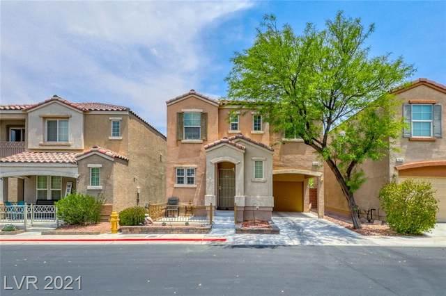 7350 Umberto Street, Las Vegas, NV 89148 (MLS #2305013) :: Vestuto Realty Group