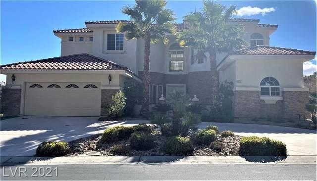 8717 Robinson Ridge Drive, Las Vegas, NV 89117 (MLS #2305014) :: Custom Fit Real Estate Group