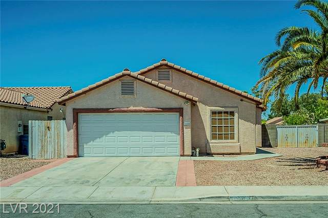 5508 Crinoline Avenue, Las Vegas, NV 89122 (MLS #2305037) :: Hebert Group | Realty One Group