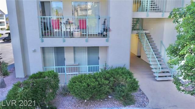 3550 Bay Sands Drive #1025, Laughlin, NV 89029 (MLS #2305047) :: DT Real Estate