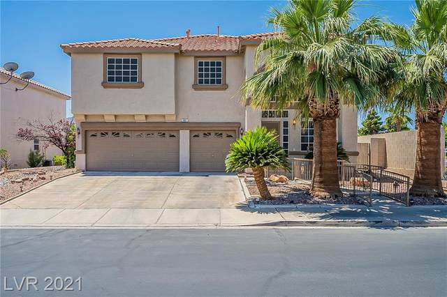 1057 Tabor Hill Avenue, Henderson, NV 89074 (MLS #2305056) :: Hebert Group | Realty One Group
