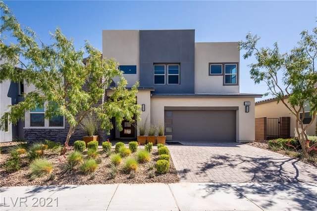 1205 Granite Falls Place Place, North Las Vegas, NV 89084 (MLS #2305061) :: Vestuto Realty Group