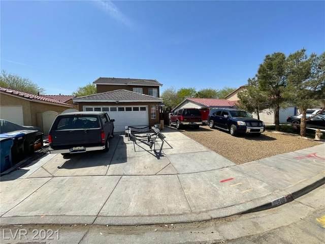 608 Oldham Avenue, Henderson, NV 89014 (MLS #2305064) :: The Chris Binney Group | eXp Realty