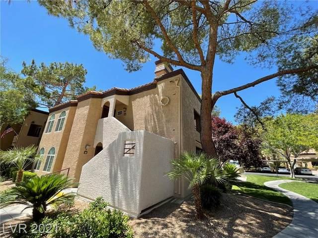 9325 W Desert Inn Road #260, Las Vegas, NV 89117 (MLS #2305075) :: Hebert Group | Realty One Group