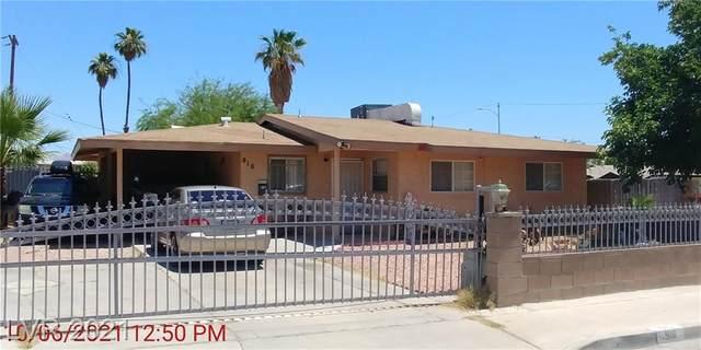 916 Spruce Circle, Las Vegas, NV 89106 (MLS #2305079) :: ERA Brokers Consolidated / Sherman Group