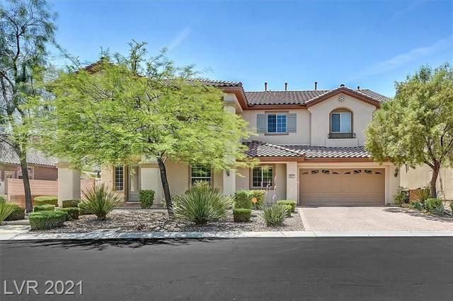 9611 Trattoria Street, Las Vegas, NV 89178 (MLS #2305085) :: Vestuto Realty Group