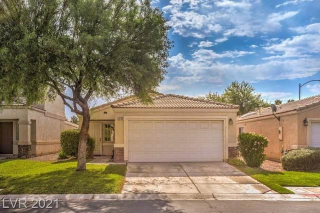 3246 Gold Run Street, North Las Vegas, NV 89032 (MLS #2305093) :: Signature Real Estate Group