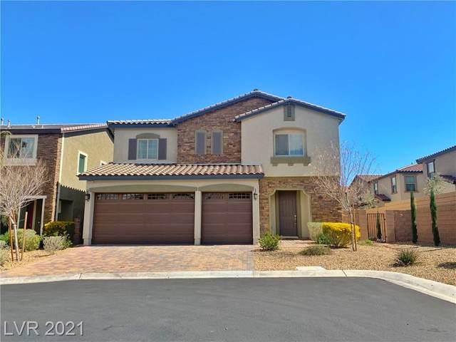 6194 Barby Cove Street, Las Vegas, NV 89148 (MLS #2305096) :: Hebert Group | Realty One Group