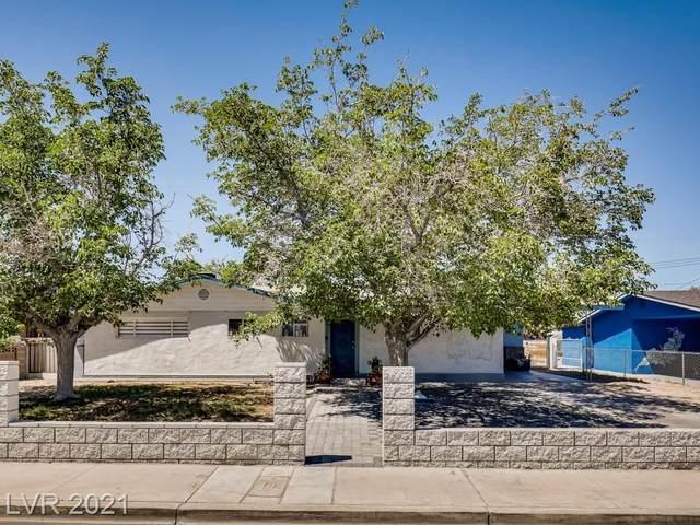 4512 Alpine Place, Las Vegas, NV 89107 (MLS #2305098) :: Lindstrom Radcliffe Group