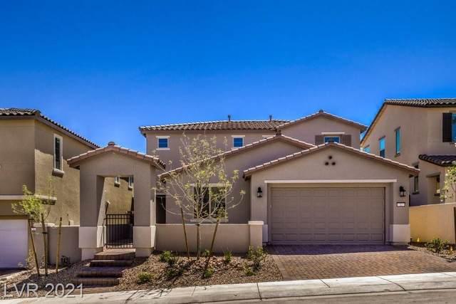 22 Lilla Rosa Street, Henderson, NV 89011 (MLS #2305111) :: Galindo Group Real Estate