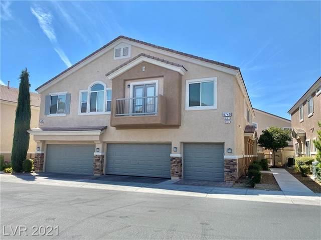 8749 Horizon Wind Avenue #101, Las Vegas, NV 89178 (MLS #2305112) :: Galindo Group Real Estate