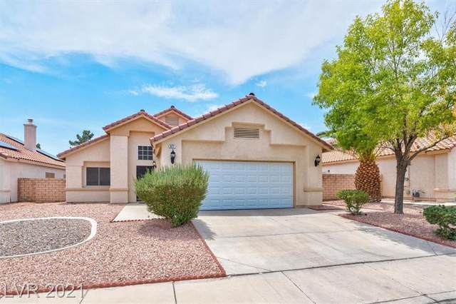 677 Hitchen Post Drive, Henderson, NV 89011 (MLS #2305118) :: Hebert Group   Realty One Group
