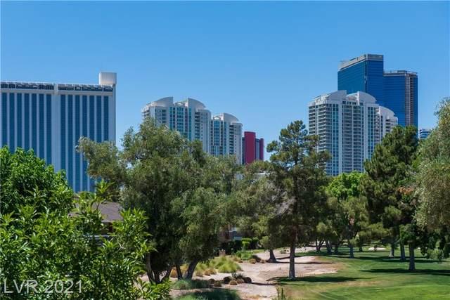 778 Oakmont Avenue #308, Las Vegas, NV 89109 (MLS #2305126) :: Hebert Group | Realty One Group