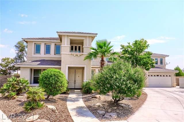 10528 Patrington Court, Las Vegas, NV 89183 (MLS #2305149) :: Lindstrom Radcliffe Group
