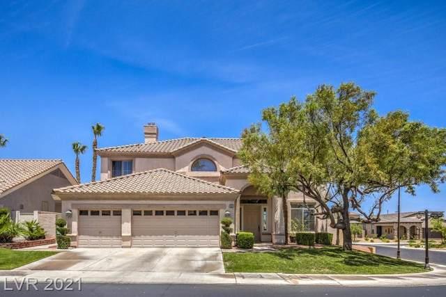 392 Arbour Garden Avenue, Las Vegas, NV 89148 (MLS #2305151) :: Vestuto Realty Group