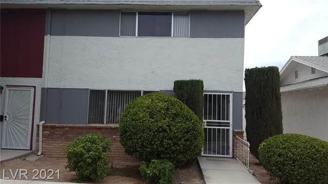 312 Greenbriar Townhouse Way, Las Vegas, NV 89121 (MLS #2305152) :: Hebert Group | Realty One Group