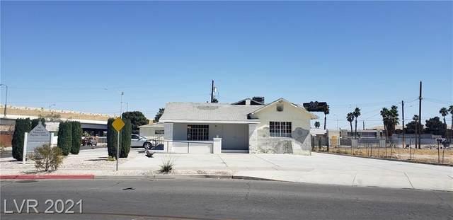 330 N 9th Street, Las Vegas, NV 89101 (MLS #2305153) :: Galindo Group Real Estate
