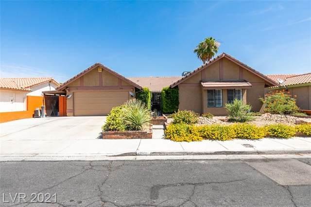 3912 Boca Chica Avenue, Las Vegas, NV 89120 (MLS #2305158) :: Vestuto Realty Group