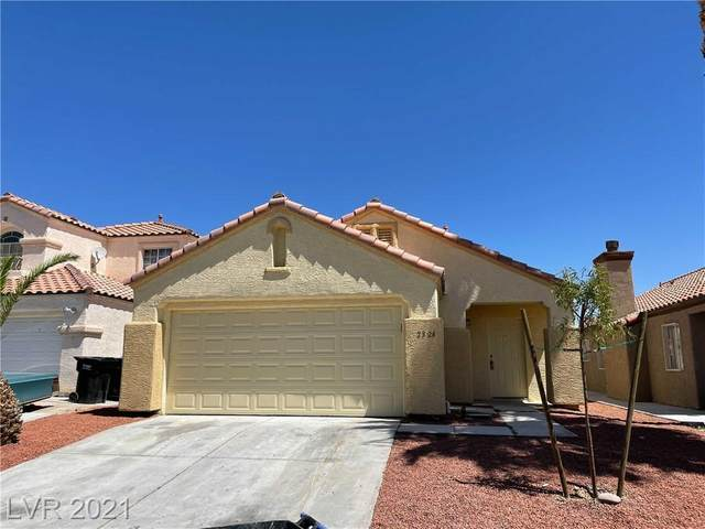 2324 High Uintas Drive, Las Vegas, NV 89031 (MLS #2305178) :: Vestuto Realty Group