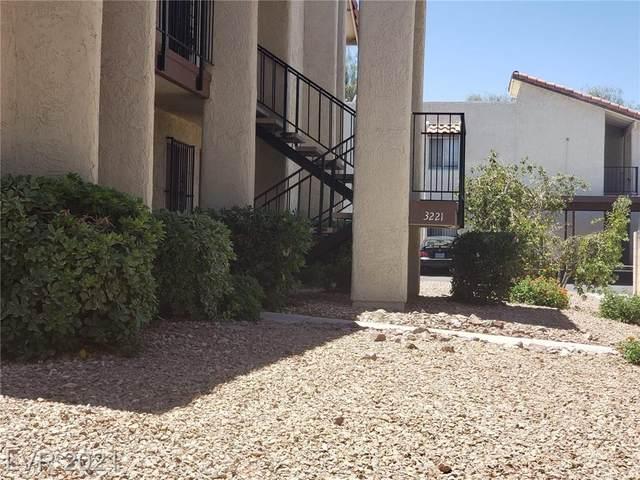 3221 Jericho Street A, Las Vegas, NV 89102 (MLS #2305185) :: DT Real Estate