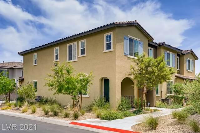 8535 Insignia Avenue #101, Las Vegas, NV 89178 (MLS #2305186) :: Signature Real Estate Group