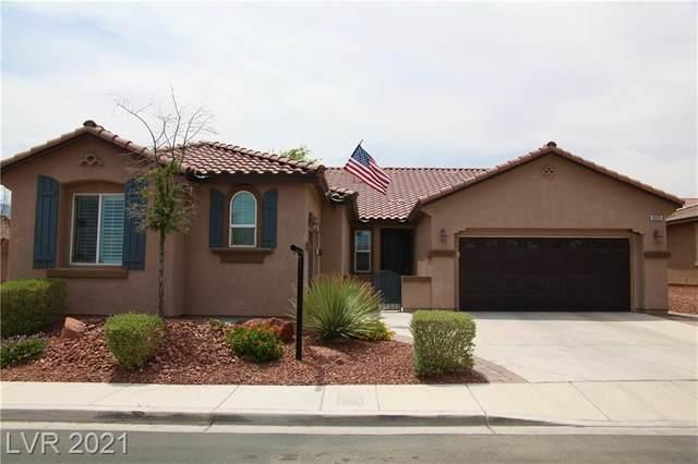 6925 Goldridge Street, Las Vegas, NV 89149 (MLS #2305196) :: Signature Real Estate Group