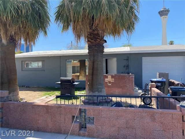 2208 Beverly Way, Las Vegas, NV 89104 (MLS #2305202) :: Hebert Group | Realty One Group