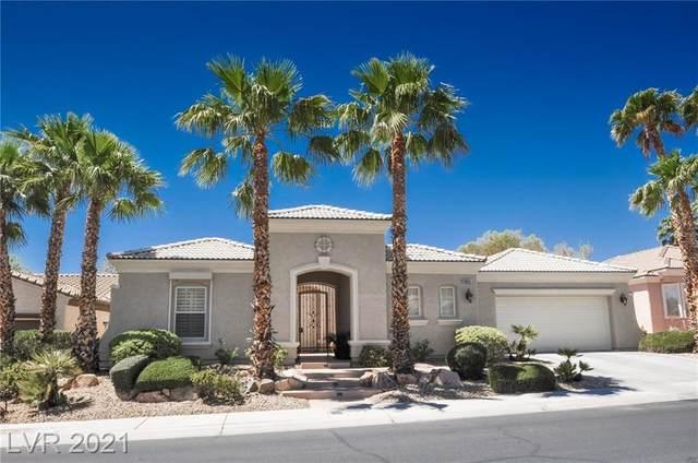 10651 Angelo Tenero Avenue, Las Vegas, NV 89135 (MLS #2305204) :: Galindo Group Real Estate