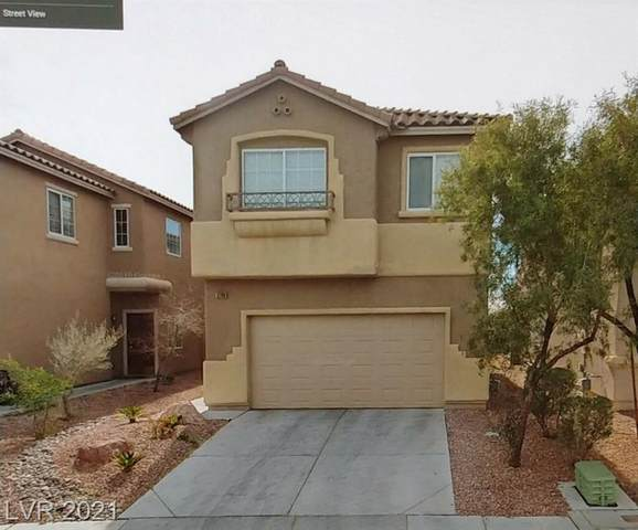 3769 Carisbrook Drive, North Las Vegas, NV 89081 (MLS #2305209) :: Hebert Group | Realty One Group