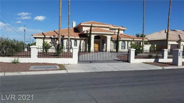 3000 Montessouri Street, Las Vegas, NV 89117 (MLS #2305215) :: Lindstrom Radcliffe Group