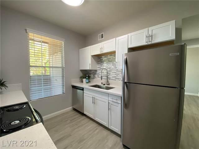 231 W Horizon Ridge Parkway #514, Henderson, NV 89012 (MLS #2305216) :: The Chris Binney Group | eXp Realty