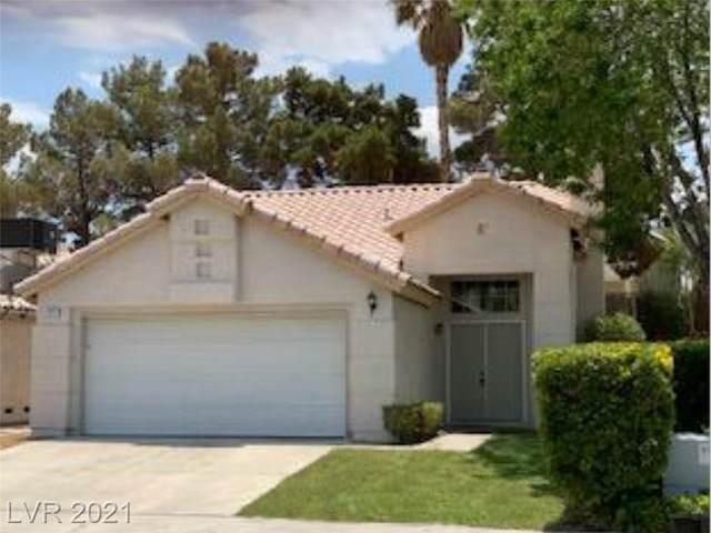 1077 Adelman Drive, Las Vegas, NV 89123 (MLS #2305225) :: The Melvin Team