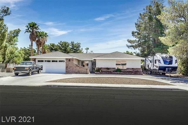 4017 N Torrey Pines Drive, Las Vegas, NV 89108 (MLS #2305238) :: Jeffrey Sabel
