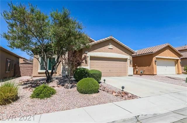 6239 Tierra Cove Street, North Las Vegas, NV 89081 (MLS #2305239) :: Vestuto Realty Group