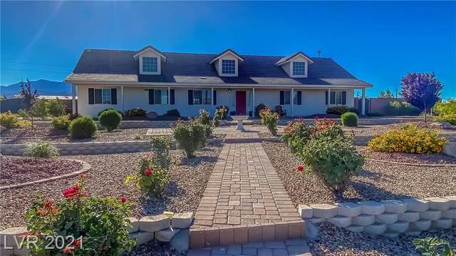 201 Lupin Street, Pahrump, NV 89048 (MLS #2305247) :: Custom Fit Real Estate Group