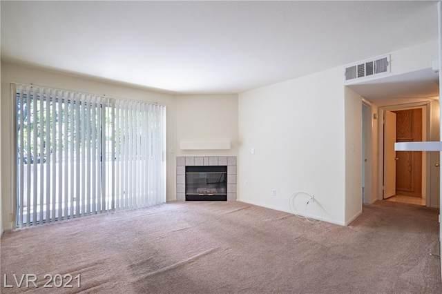 3083 Casey Drive #203, Las Vegas, NV 89120 (MLS #2305267) :: Galindo Group Real Estate