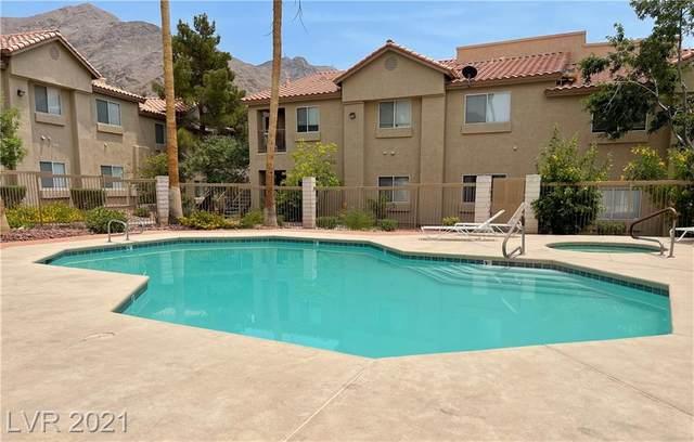 2110 Los Feliz Street #1097, Las Vegas, NV 89156 (MLS #2305312) :: DT Real Estate