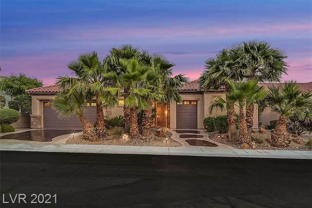 2593 Pine Prairie Avenue, Henderson, NV 89052 (MLS #2305313) :: Custom Fit Real Estate Group
