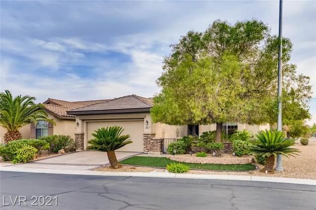 3695 Halter Drive, Las Vegas, NV 89122 (MLS #2305317) :: Signature Real Estate Group