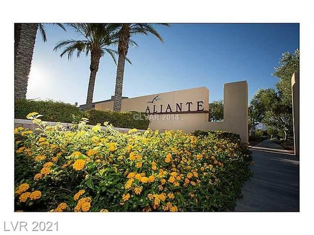 6620 Lavender Lilly Lane #3, North Las Vegas, NV 89084 (MLS #2305355) :: The Chris Binney Group | eXp Realty