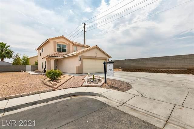 5694 Juno Court, Las Vegas, NV 89118 (MLS #2305371) :: DT Real Estate