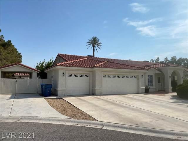 6345 Juliano Road, Las Vegas, NV 89149 (MLS #2305391) :: DT Real Estate