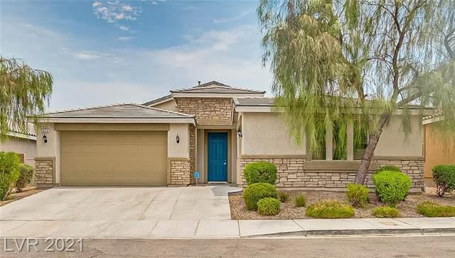 684 Suguaro Bluffs Street, Henderson, NV 89014 (MLS #2305397) :: Signature Real Estate Group
