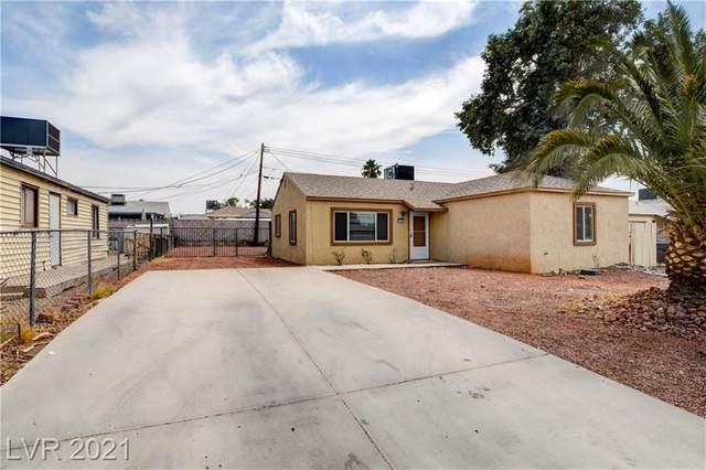 139 Dogwood Street, Henderson, NV 89015 (MLS #2305405) :: Hebert Group | Realty One Group