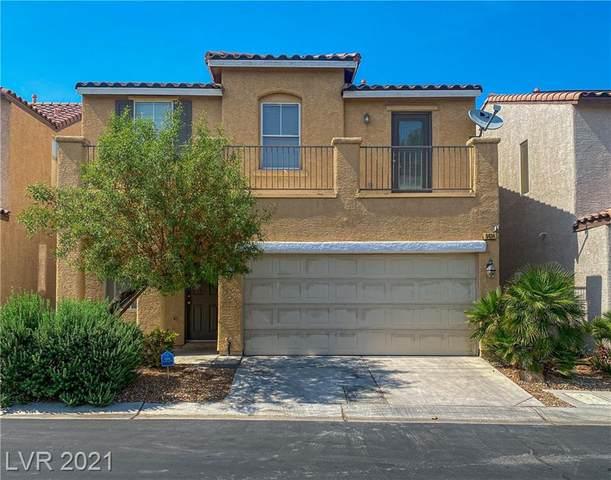 5434 Encino Springs Avenue, Las Vegas, NV 89139 (MLS #2305413) :: The Perna Group