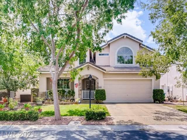 7717 Brilliant Forest Street, Las Vegas, NV 89131 (MLS #2305421) :: Hebert Group   Realty One Group